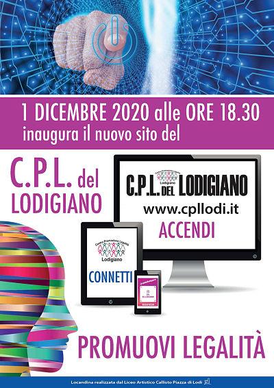 Inaugurazione sito Web